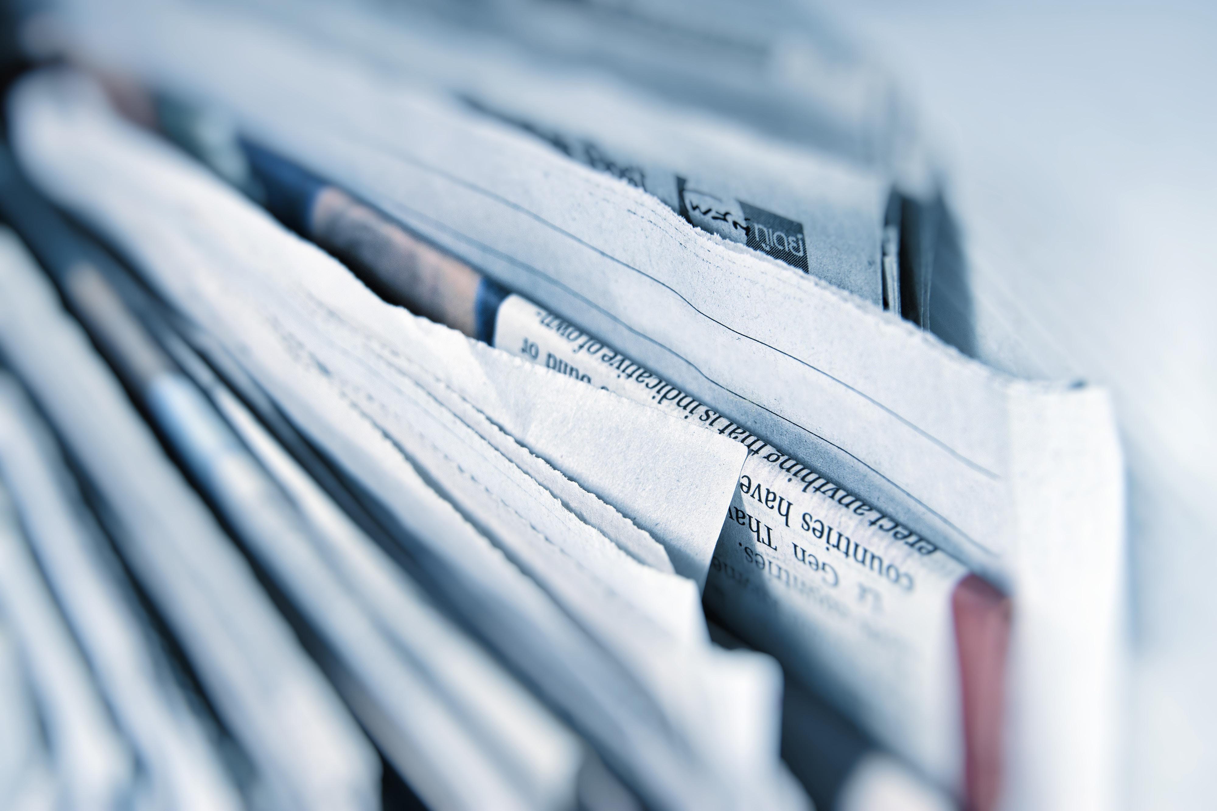 Principales portadas de diarios