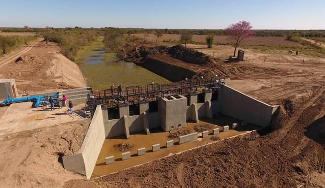 Inversiones en Obras de infraestructura para productores del Chaco