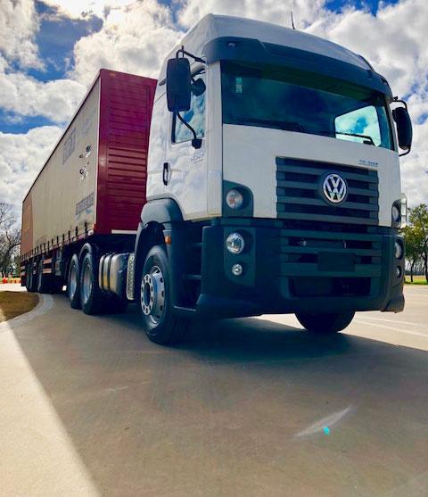 """""""Mayor tecnología que viene en camión para el campo argentino"""""""