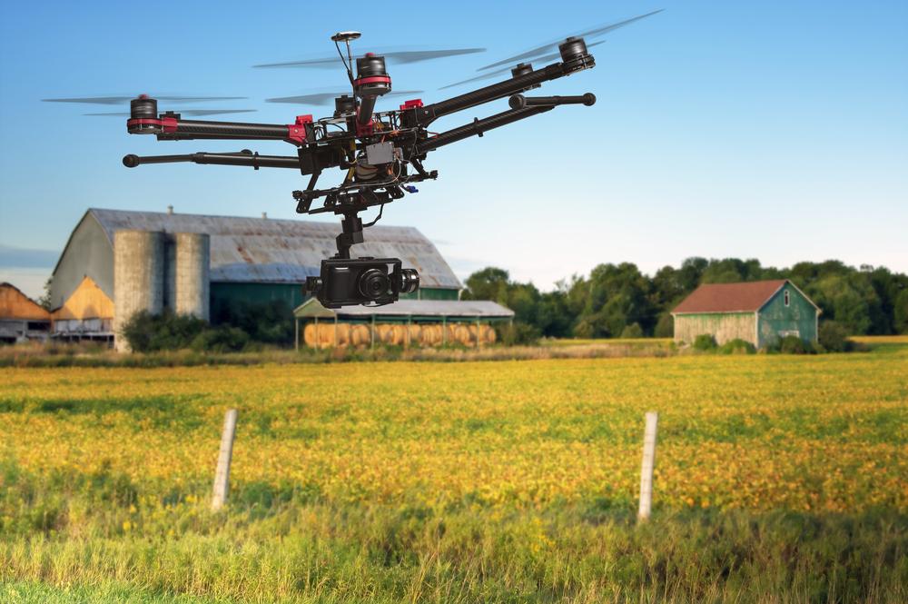 """""""El Dron es una herramienta más para la agroindustria """""""