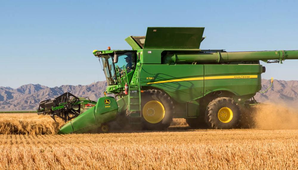 """""""La venta de maquinarias agrícolas cae en los últimos meses"""""""