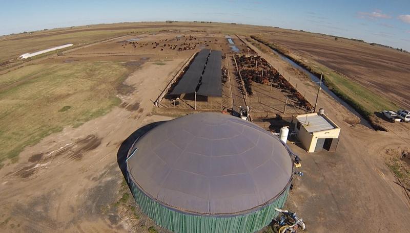 """""""El INTA  impulsa proyectos de Biogas y Biometano en el país"""""""