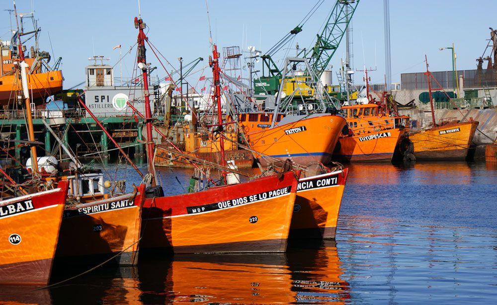 Pesca: acuerdo entre Argentina y España