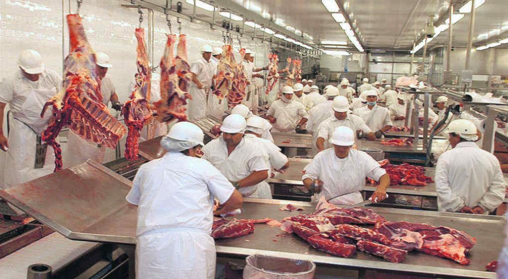 Récord de exportación de carne