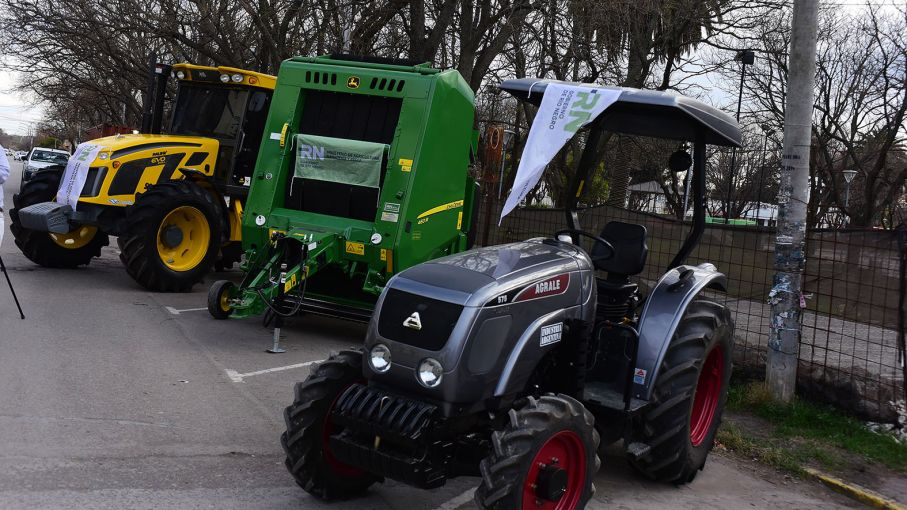 Rosario: se crea el primer laboratorio de maquinaria agrícola